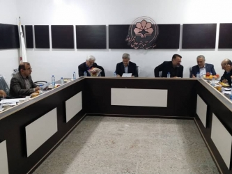 ششمین جلسه شورای هماهنگی دانشگاه ها و موسسات غیر انتفاعی منطقه ده