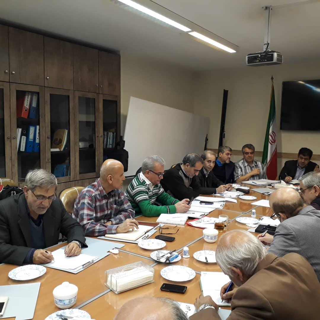 برگزاری جلسه شورای مرکزی اتحادیه دانشگاه ها و موسسات آموزش عالی غیر دولتی غیر انتفاعی کشور- دی 97