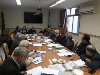 برگزاری یکصد و هفتادمین جلسه شورای مرکزی اتحادیه دانشگاه ها و موسسات آموزش عالی غیر دولتی غیر انتفاعی کشور(دی98)